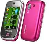 Samsung Dual Sim Mobile B5722 Features Pictures