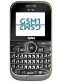 Spice Qt 52 Dual Sim Mobile