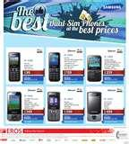 Best Dual Sim Mobiles Dubai