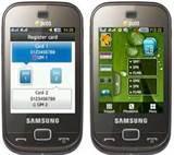 Samsung B5722 Dual Sim Mobile Images