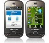 Samsung C6112 Dual Sim Mobile Price Pictures