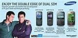 Photos of Dual Sim Samsung Mobile Phones Prices