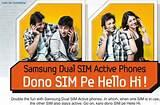 Photos of Samsung Dual Sim Mobile List With Price